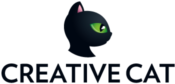 Creative Cat Logo